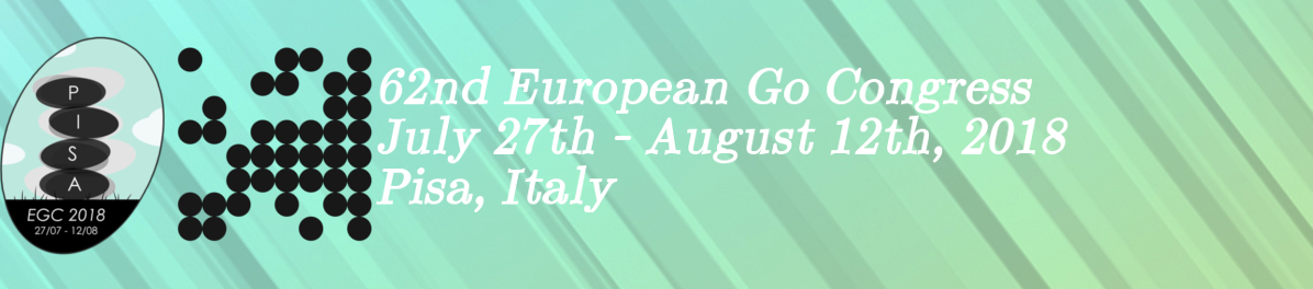 European Go Congress 2018