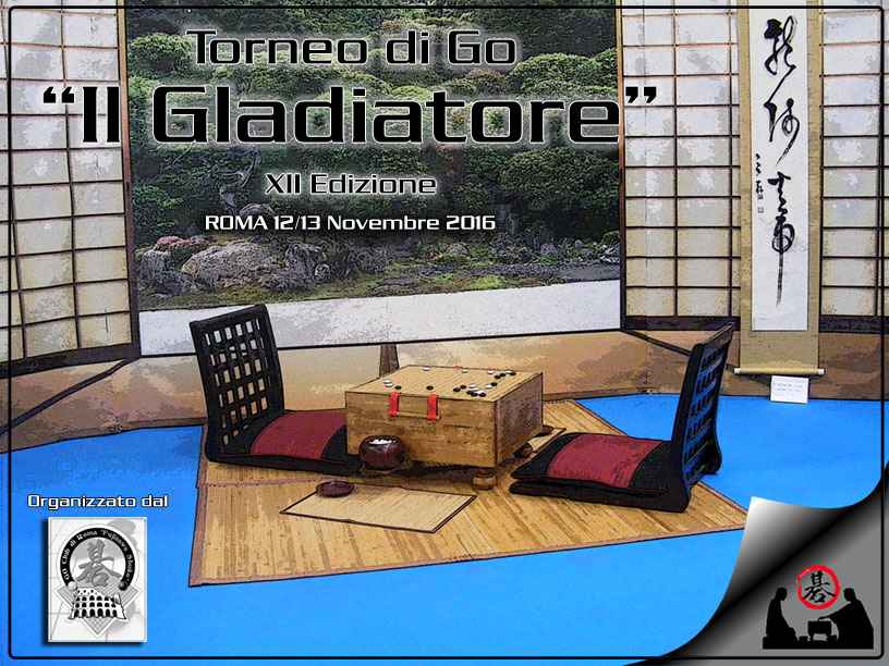Banner Il Gladiatore 2016 very small